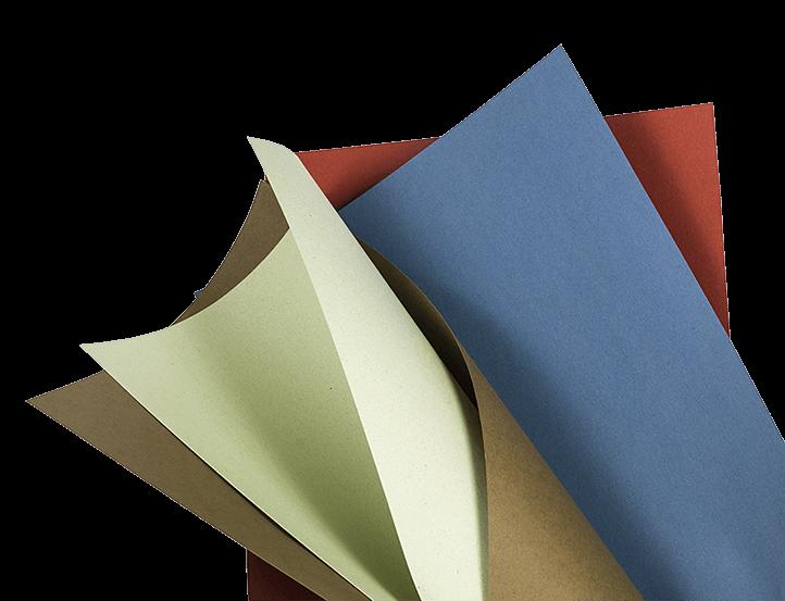 Otro de los tipos de papel ecológico: el de fruta